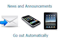 School Website Automated News